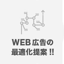 WEB広告の最適化提案!!