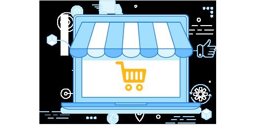 事例:店舗用品 通販サイト