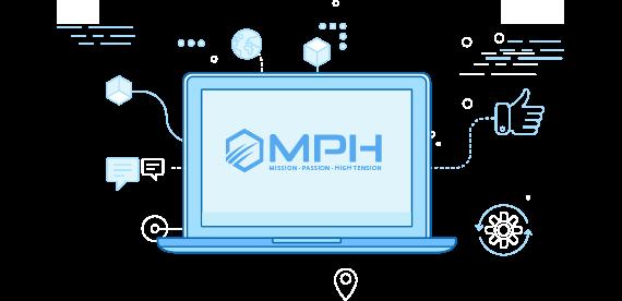 東京都新宿区MPH自社サイト