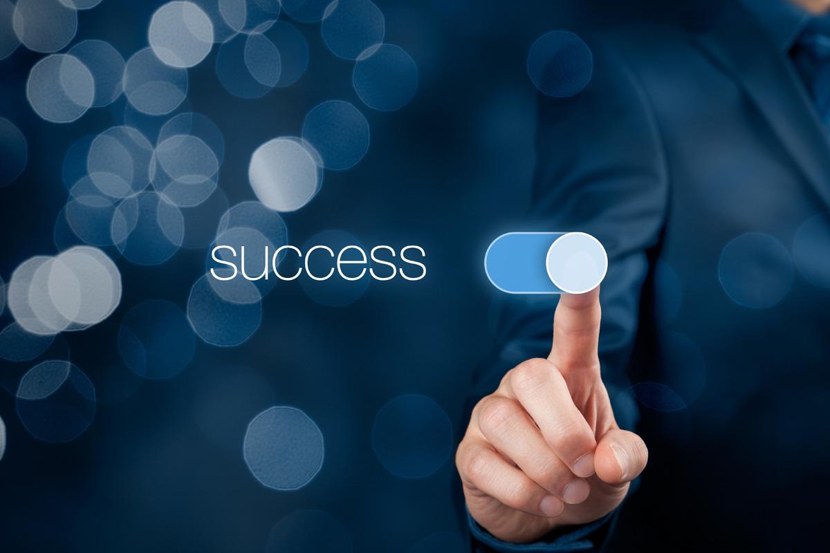 成功のポテンシャルを秘めている