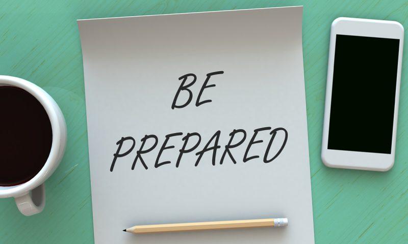 イベントの準備はいつから始めれば良い?