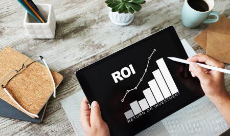 ROIとは?マーケティングでのROI(費用対効果)の考え方