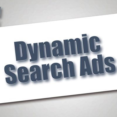 Google広告の動的検索広告 (DSA)の特徴とは?設定方法も解説